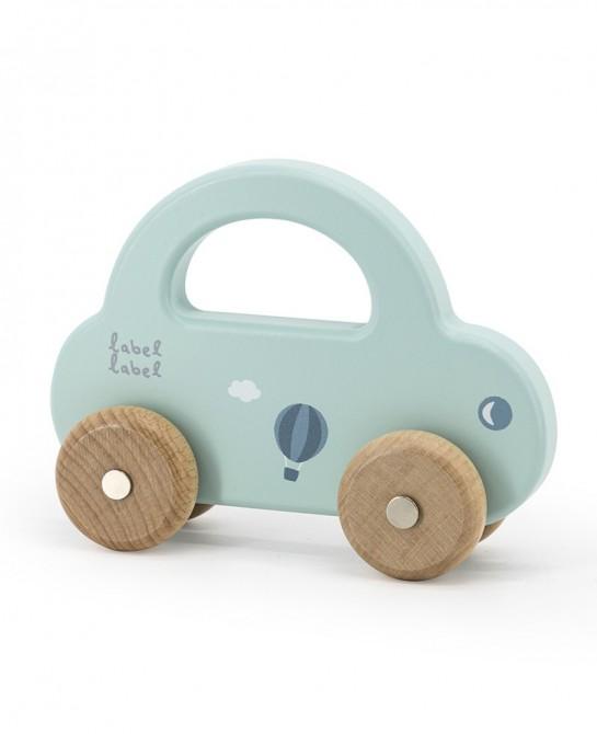 Little Car Green