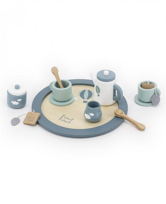 Tea Set Green