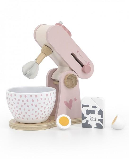 Foodprocessor Pink