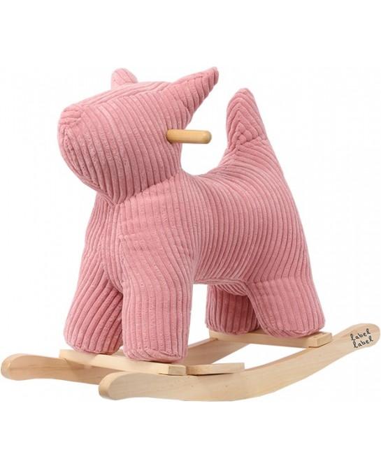 Rocking Dog Pink
